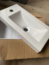 Small Cloakroom Sink, Lightweight Composite