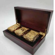 3x Saint Seiya Myth Clot Soul of Gold Metal Pandora Box Sog Aries Taurus Gemini