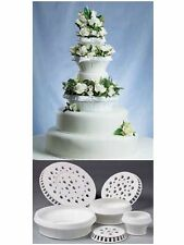 NEW WILTON TIERED FLORAL CENTERPIECE 120-822