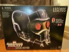 Hasbro Marvel Legends Series Star Lord Electronic Helmet