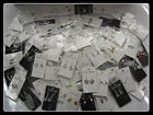 PACK OF 20 PAIRS OF MIXED EARRINGS (20 DIFFERENT PAIRS) Buy 2 get the 3rd FREE