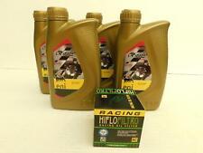 Agip ENI   I-Ride 10W-60 Racing Öl + Racing Filter Ducati 1000 alle Modelle