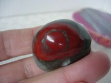 crystal skull chinese bloodstone with crop circle aura  4