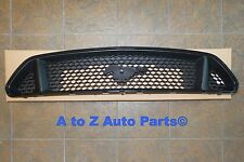 NEW 2015-2017 Ford Mustang 5.0 GT Black UPPER Radiator Grille Assembly, OEM Ford