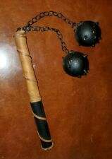 Free ship Larping flail Ball and chain Morningstar wall decoration replique