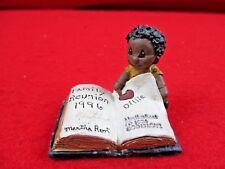 """All God'S Children By Miss Martha Originals Figurine """"Dillie"""""""