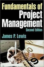 NEW - Fundamentals of Project Management by Lewis, James P.