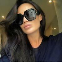 Gucci GG0053S 001 Black 54MM Sunglasses with Grey Lens