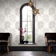 Superfresco Easy Paste the wall Willow Tree Glitter Metallic Champagne Wallpaper