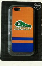 Florida Gators Logo iPhone 5/5S Sleek Protective Phone Cell Cover NEW