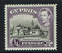 Cyprus SG# 153 - Mint Hinged (Small Hinge Rem) - Lot 032017