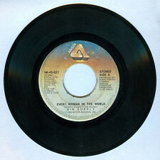 Philippines AIR SUPPLY Every Woman In The World 45 rpm Record