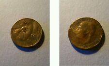 Moneta Regno d'Italia 10 centesimi 1921 Ape