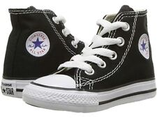 Authentic Converse All Star YOUTH / BLACK / HIGH / Reg Price $45 / New In Box