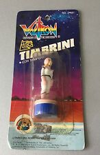 Vintage 1984#VOLTRON Defenders of the Universe STAMP figure HG# MOSC Carded