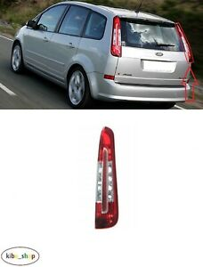 FOR FORD C-MAX 2007 - 2010 NEW REAR LED TAIL LIGHT LAMP RIGHT O/S DRIVER