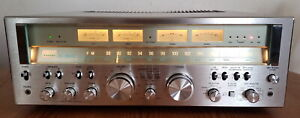SANSUI G-8000 Receiver - Serviced - All Front Panel Contacts Cleaned - NICE!