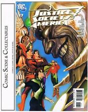 JUSTICE SOCIETY OF AMERICA  #17  {2008}  DC.