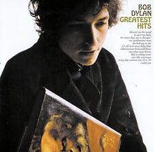 Bob Dylan-GREATEST HITS CD (Best of) Mr. tambourine man, Blowin 'in the wind...
