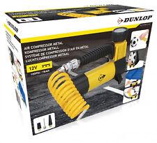 12V Dunlop Air Pressure Compressor 7 bar Car Electric Pump
