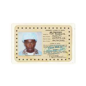 """Tyler, The Creator """"CALL ME IF YOU GET LOST"""" Music Art Album Poster HD Print"""