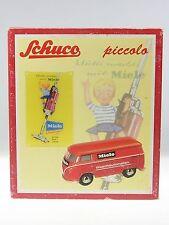 """Schuco Piccolo Set """"Miele"""" (Karton Gebrauchsspuren) # 50156000"""