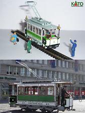 Motrice TW4 tram (AEG) - 1894 HO/N gauge (HOe) - motorized figures KATO ATLAS