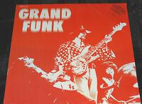Grand Funk Railroad Grand Funk Sealed Vinyl Record Lp Album USA 1981 Promo