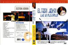 Elton John - Live In Australia   DVD NEW