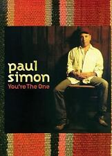 Paul Simon  You're the One by Paul Simon Paperback Book PianoVocal/GuitarChords