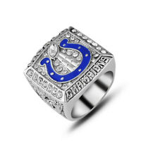 Men's Sport Ring 2006 Indianapolis Colts Championship Ring Sport Fans Gift