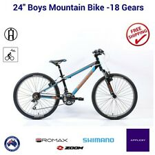 Avalanche Front Suspension Mountain Bicycles