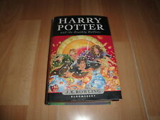 HARRY POTTER AND THE DEATHLY HALLOWS BY J.K. ROWLING FIRST EDITION BOOK GOOD CO.