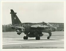 SEPECAT Jaguar GR1 XZ367 2 Sqd RAF Laarbruch Large Original Ministry Photo BZ661