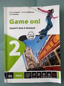Libro Scuola Media GAME ON! Per Lingua Inglese. Volume 2.