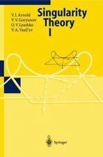 Singularity Theory I: By Vladimir I Arnol'd, V A Vasil'ev, V I Arnold, V V Go...