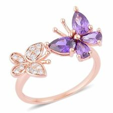 BUTTERFLY STERLING RING 6 10 #size6rings #size10rings #sizesixrings #sizetenring