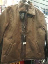 ITALIAN SUEDE JACKET. MADE IN ITALY.