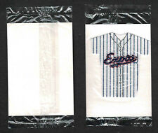 1994 Kellogg's Mini-Jerseys Cereal Inserts, Montreal Expos, 'Mystery' Pack
