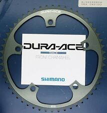 "Shimano Dura Ace FC-7710 Track Bike 1/2"" x 3/32"" 9 Speed Chainring 52T"