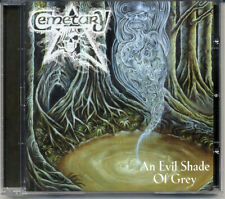 "Cemetary ""An Evil Shade Of Grey"" 1992, CD"