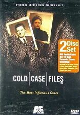 USED (VG) Cold Case Files - The Most Infamous Cases (2005) (DVD)