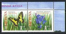 Lithuania 2009 Nature/Butterfly/Flower/Insect pr n32139