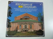 LP 100 YEARS BAYREUTH 1976 2LP