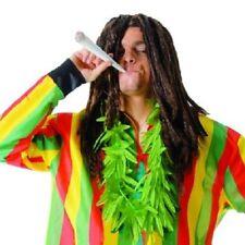 ALOHA Cannabis foglia canapa GHIRLANDA COLLANA per Costume PARTYS