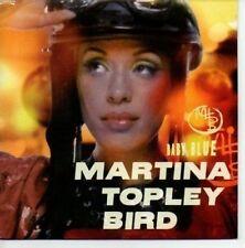 (AI798) Martina Topley Bird, Baby Blue - DJ CD
