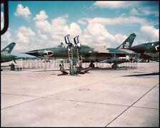 USAF F-105 Thunderchief 17th TFS 388th TFW Korat 1972-73 8x10 Aircraft Photos