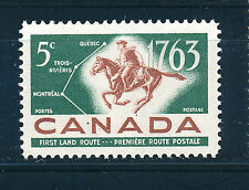 CANADA 1963 BICENTENARY FIRST LAND ROUTE QUEBEC-MONTREAL SG538  MNH