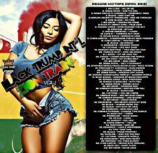 ZION TRAIN REGGAE LOVERS & CULTURE MIX CD