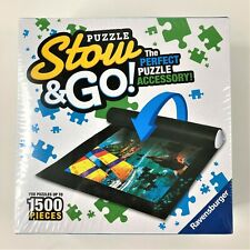 Ravensburger Stow and Go Puzzle The Perfect Puzzle Accessory Factory Sealed New